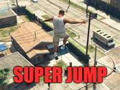 Super salto cheat GTA 5