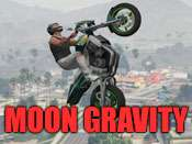Moon-gravity enganar para GTA 5 no PC