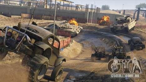 GTA Online Úteis Dicas: Caça ao Rinoceronte