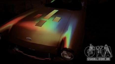 foto Legal do carro em GTA Online