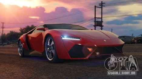 Pegassi Reaper do GTA Online