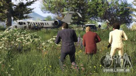 o Contrabando no GTA Online