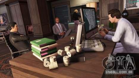 GTA Online: novas Aventuras em Finanças e Crime