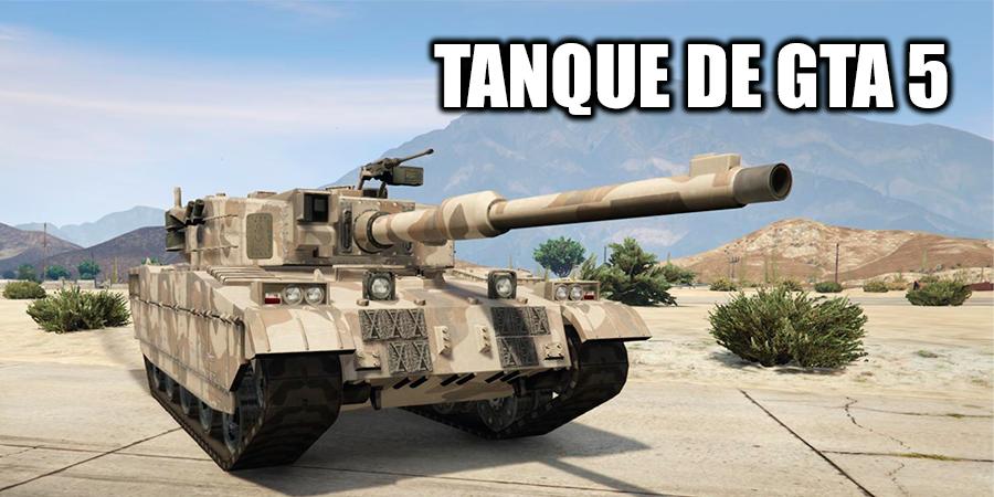 Tanque de GTA 5