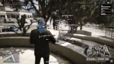 Novo glitch para GTA Online: municao infinita