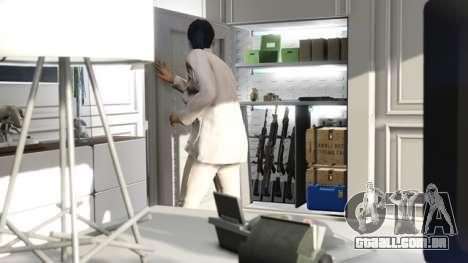 Arma Armario no GTA Online
