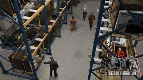 Organizacao do Armazem em GTA Online