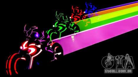 GTA Online: Explosão de cores, por KRSW_Marlboro