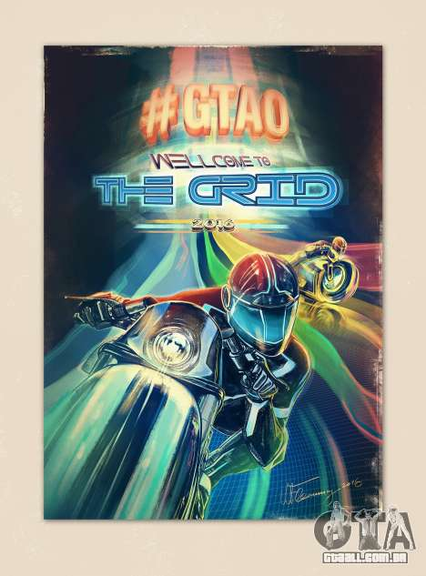 GTA Online: Retro Deadline por W-Flemming