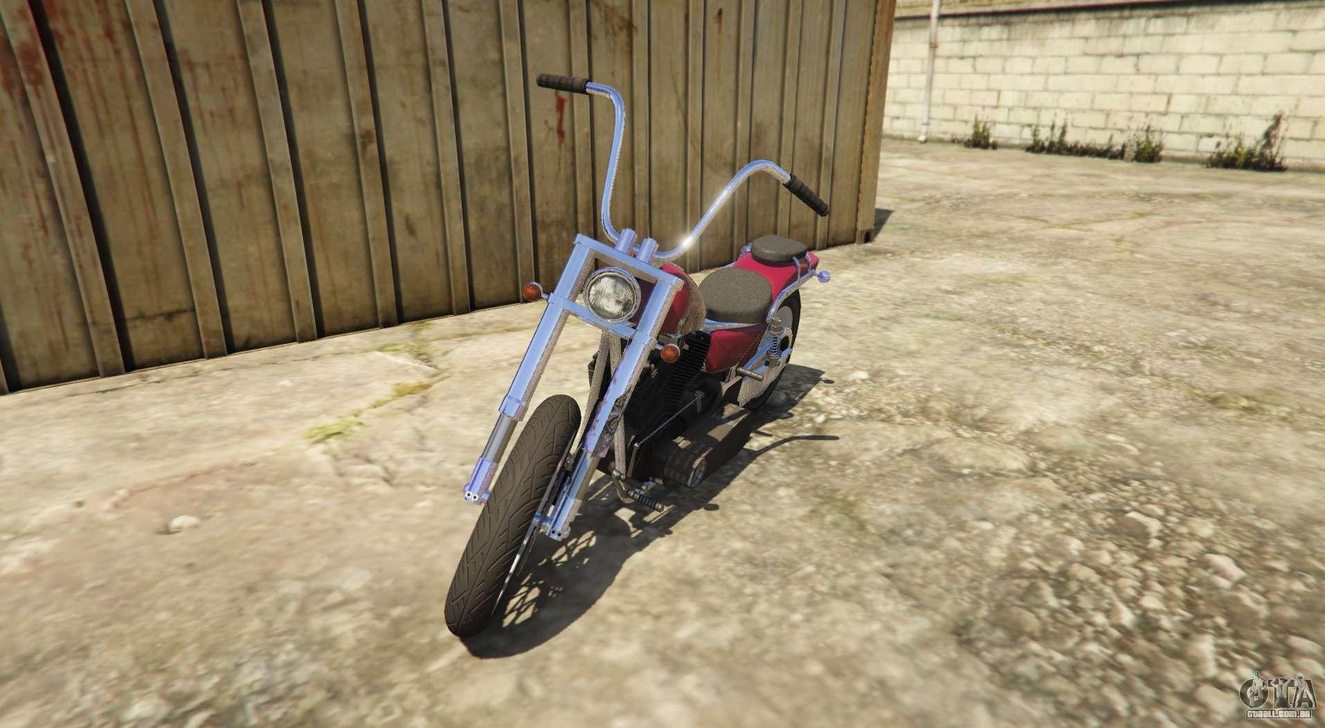 Daemon - novo chopper de Western Motorcycle Company