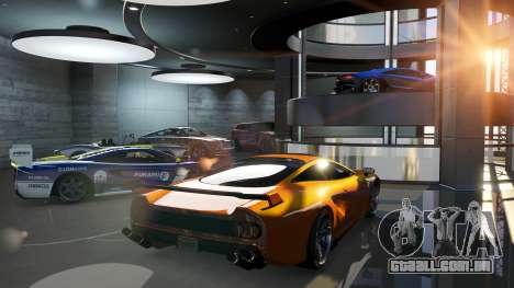 A nova maneira de Importação/Exportação no GTA Online