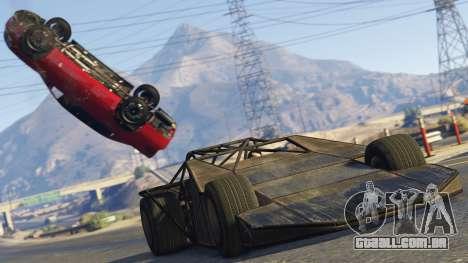 Nova veículos especiais em GTA Online