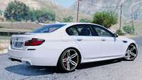 BMW M5 F10 para GTA 5