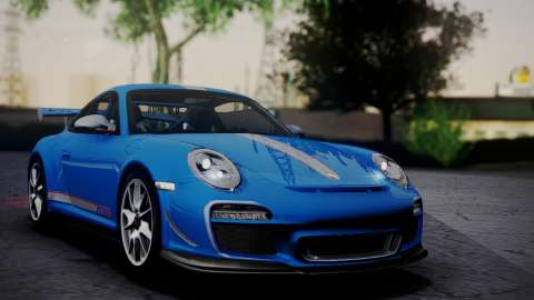 Exclusivo: Porsche 911 GT3 RS4.0 2011