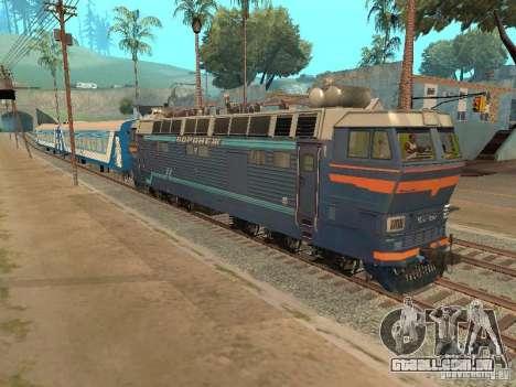 Chs4t-550 para GTA San Andreas
