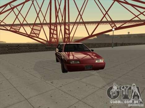 ENBSeries by Chris12345 para GTA San Andreas sétima tela