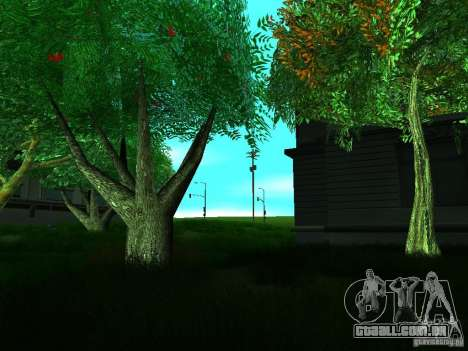 ENBSeries by gta19991999 para GTA San Andreas terceira tela