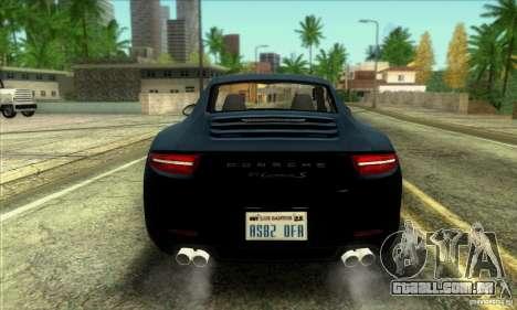 SA_gline v 2.0 para GTA San Andreas oitavo tela
