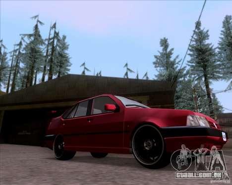 Fiat Tempra 1998 Tuning para GTA San Andreas vista direita