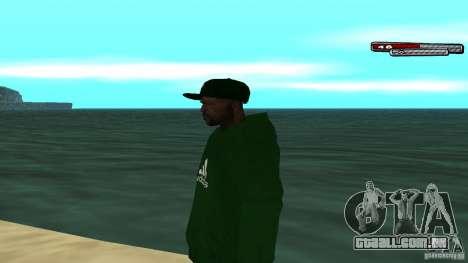 Sweet para GTA San Andreas segunda tela