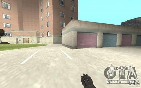 Nova animação de GTA IV para GTA San Andreas décima primeira imagem de tela