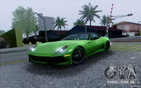 SA Illusion-S V4.0 para GTA San Andreas sexta tela