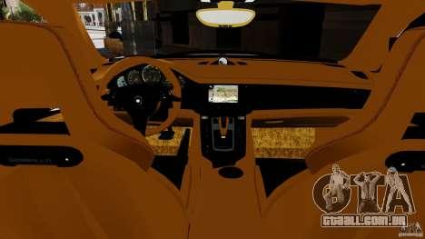 Porsche Panamera Gemballa Mistrale 2010 para GTA 4 esquerda vista