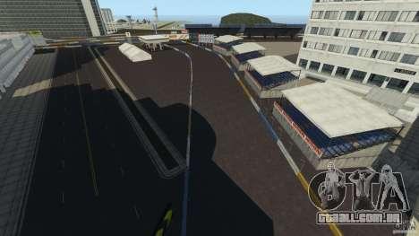 Long Beach Circuit [Beta] para GTA 4 décima primeira imagem de tela