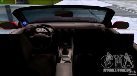 Nissan Silvia S15 Varietta para GTA San Andreas esquerda vista