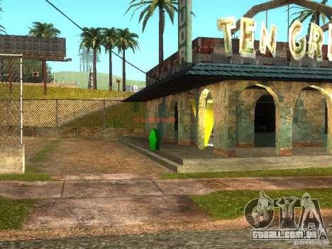 Negócios Cj v 1.0 para GTA San Andreas