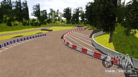 Meihan Circuit para GTA 4 terceira tela