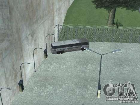 Ônibus Parque versão v 1.2 para GTA San Andreas sétima tela