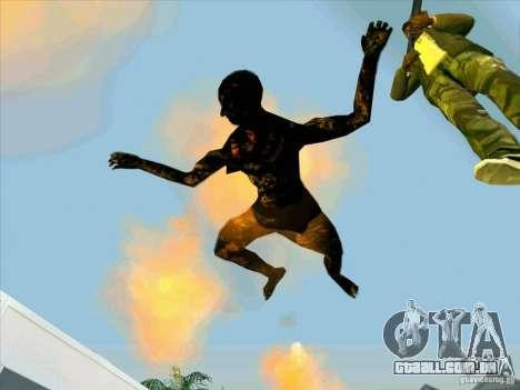 Corpos carbonizados para GTA San Andreas segunda tela