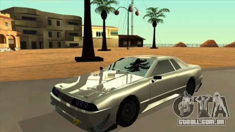 Elegy Roportuance para GTA San Andreas