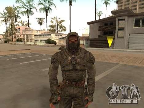 Um maço grande de stalkers grátis para GTA San Andreas nono tela