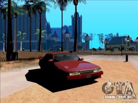ENBSeries v1.1 para GTA San Andreas segunda tela