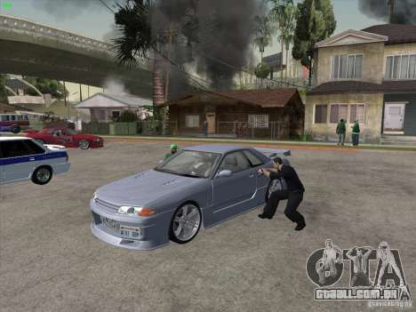 Close Doors for Cars para GTA San Andreas