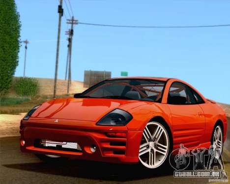 Mitsubishi Eclipse GTS 2003 para GTA San Andreas vista direita