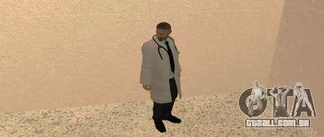 Medic Pack para GTA San Andreas