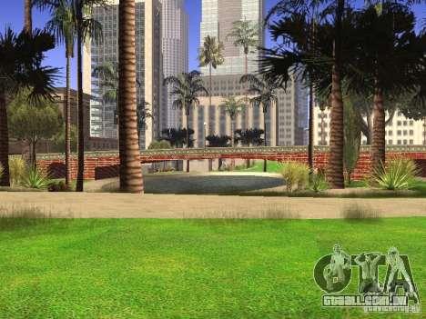 New Los Santos para GTA San Andreas por diante tela