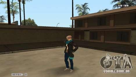 Construir peles Rifa para GTA San Andreas