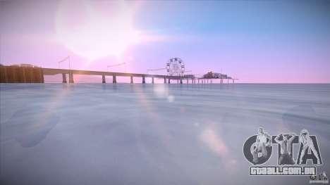 First Person Mod v2 para GTA San Andreas quinto tela