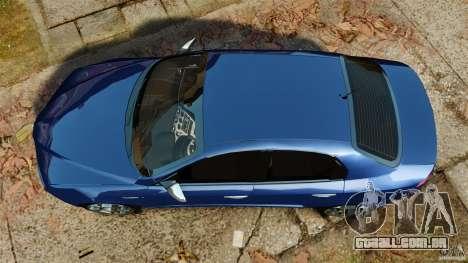 Alfa Romeo 159 TI V6 JTS para GTA 4 vista direita