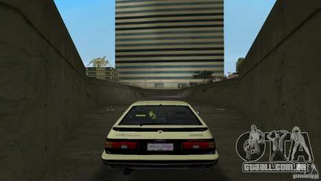Toyota Trueno Sprinter para GTA Vice City