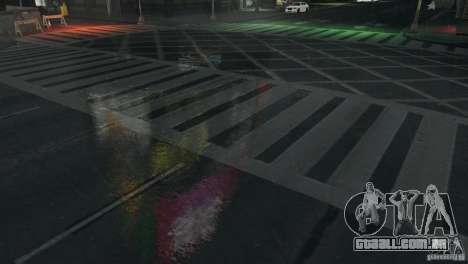 Saites ENBSeries Low v4.0 para GTA 4 quinto tela