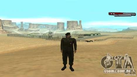 Geral para GTA San Andreas quinto tela
