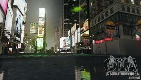 Saites ENBSeries Low v4.0 para GTA 4 sexto tela