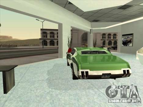 ENBSeries by Chris12345 para GTA San Andreas quinto tela