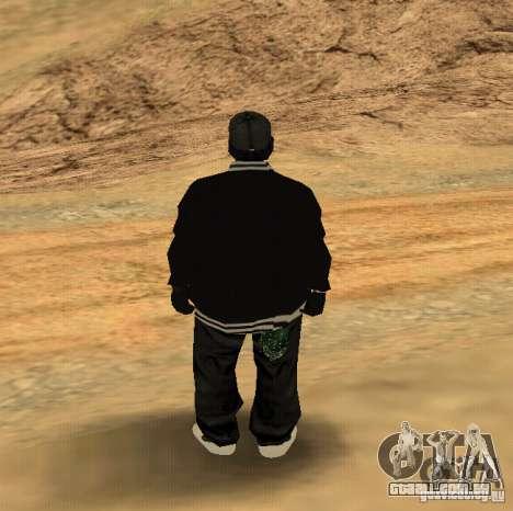 Pele Ryder para GTA San Andreas segunda tela