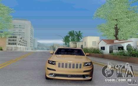 Possível Sa_RaNgE v 3.0 para GTA San Andreas quinto tela